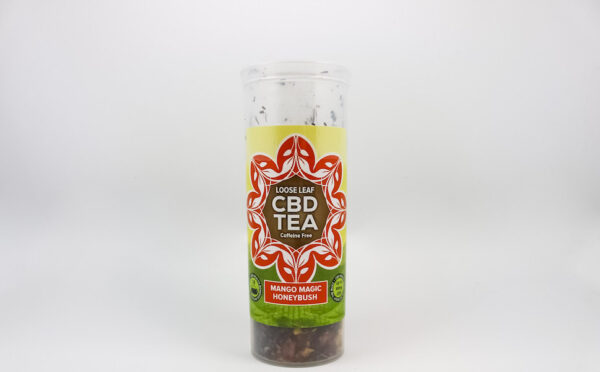 One Love CBD Tea Mango Magic Honeybush