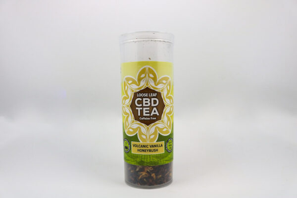 One Love CBD Tea Volcanic Vanilla Honeybush