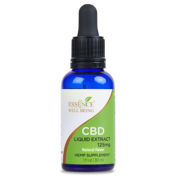 EWB 125 mg CBD