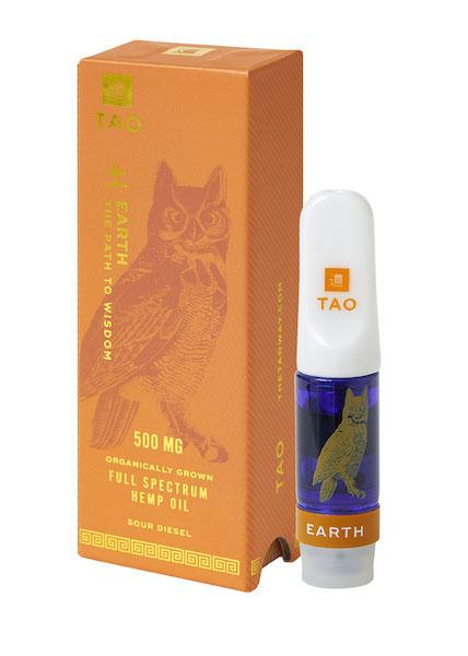 TAO Earth - hemp cigarettes