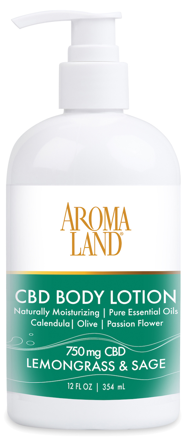 Aroma Lotion - cbd skin care products
