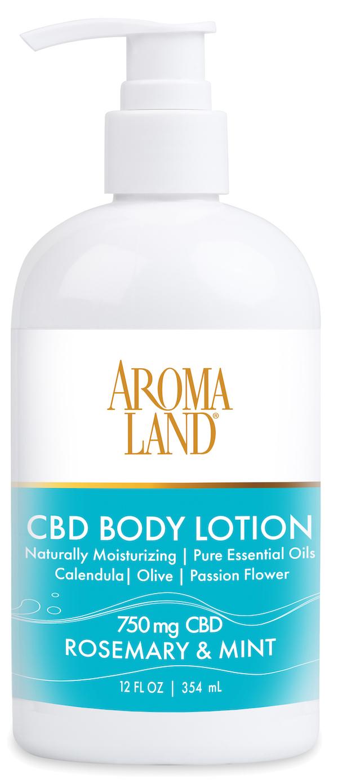 Aroma Lotion 750