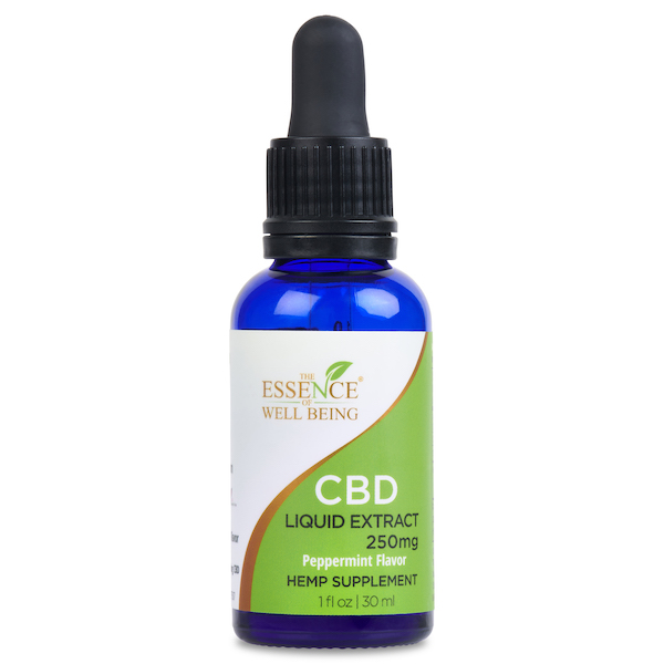 EWB 250mg CBD Peppermint