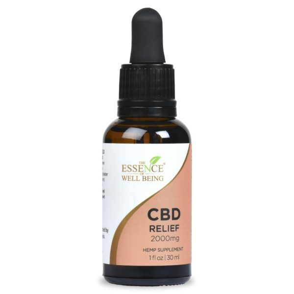 EWB-CBD Functional Extract Relief 2000mg