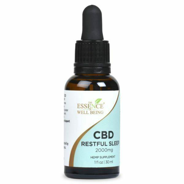 EWB-CBD Functional Extract Restful Sleep 2000mg