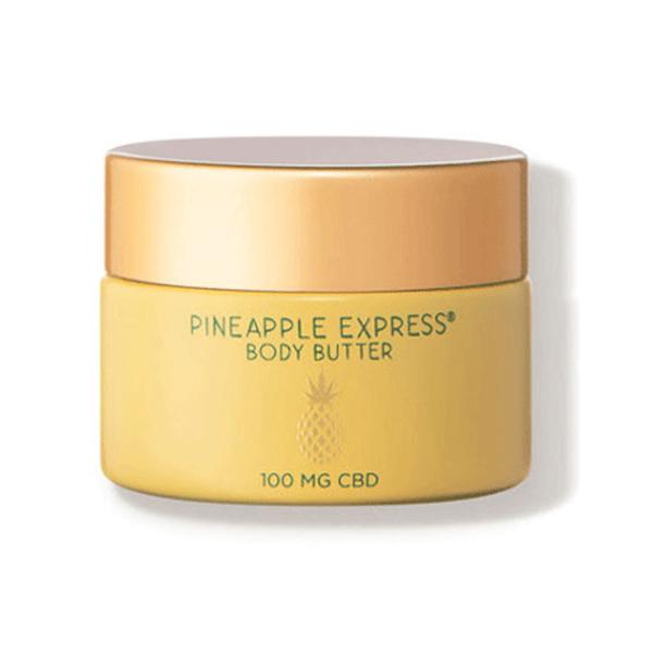Pineapple Express Body Butter 100mg CBD