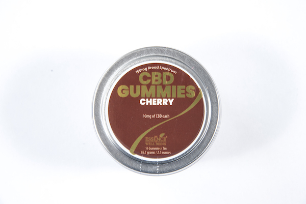 EWB Gummies Cherry 160mg CBD