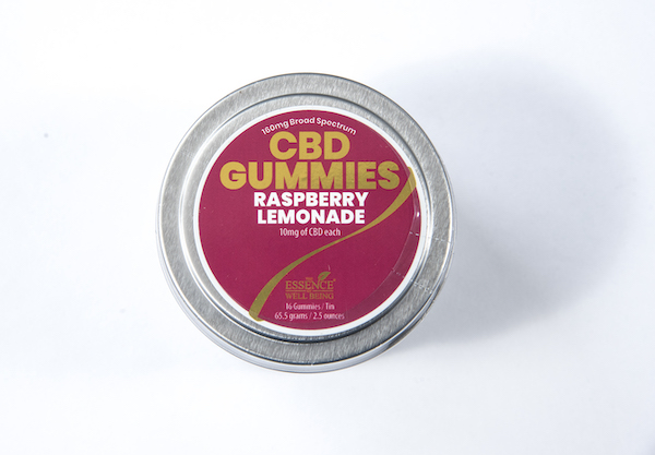 EWB Gummies Raspberry Lemonade 160mg