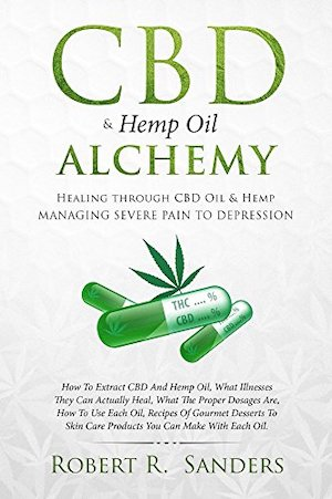 CBD & Hemp Oil - Alchemy