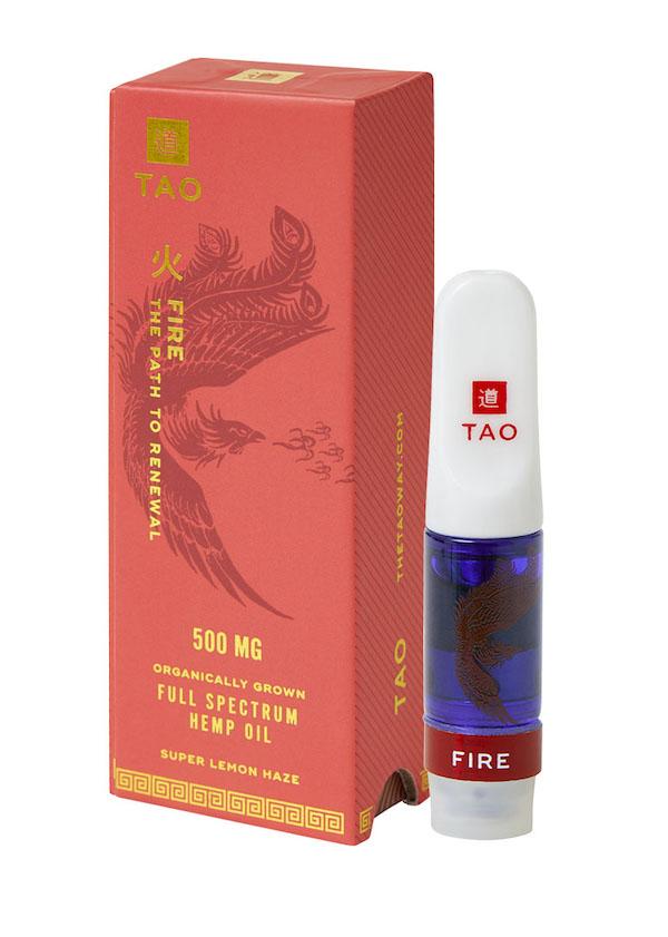 TAO Fire - cigarettes